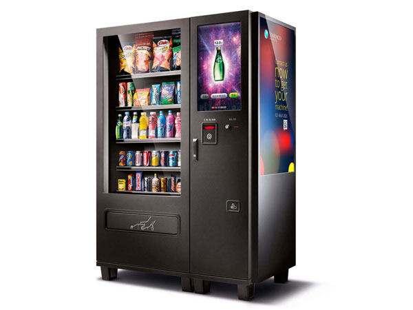 自动售货机怎么合作的