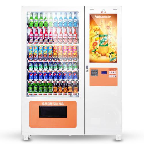 自动售货机运用了哪些技术