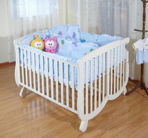 怎么挑选婴儿床