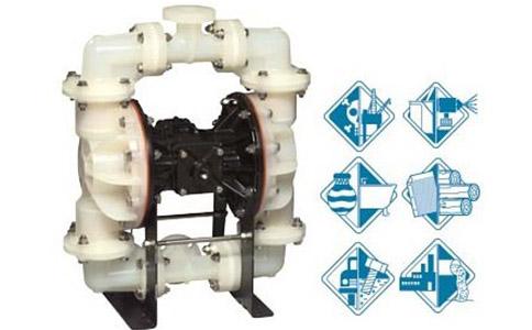 隔膜泵出口压力高的原因