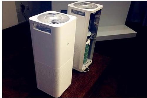 水除尘室内空气净化器 海尔空气净化器数值500