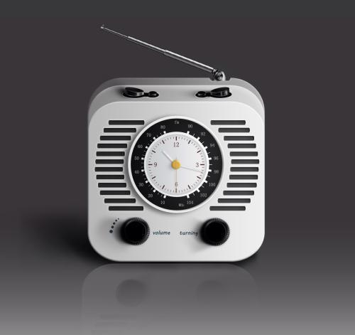 全波段收音机有几个段