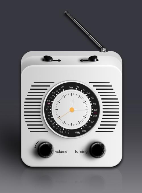 12波段调频收音机怎么使用