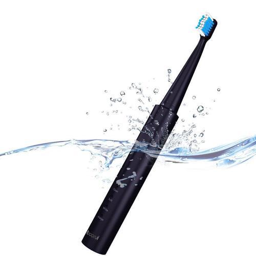 电动牙刷花上防水不